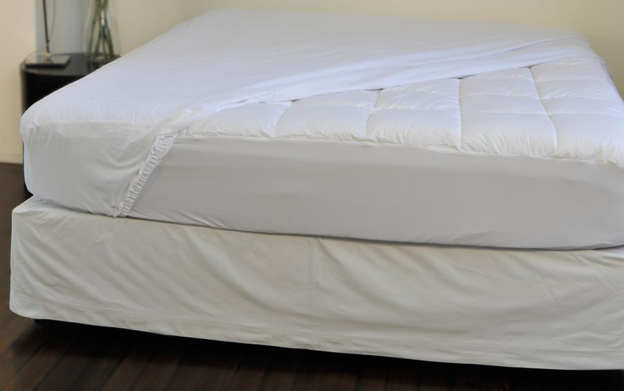 fitted mattress protector. MicroCloud Hotel Quality Mattress Protector Fitted