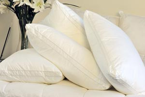 MicroCloud pillows for the best night's sleep